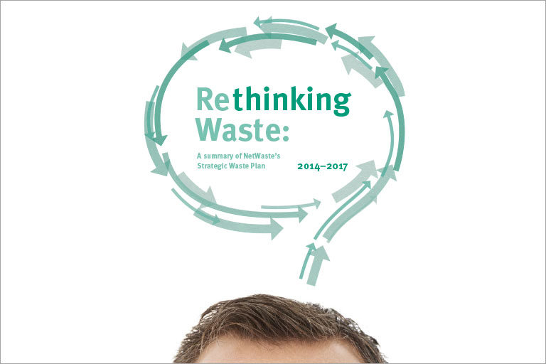 Rethinking Waste: A summary of NetWaste's Strategic Waste Plan 2014-2017