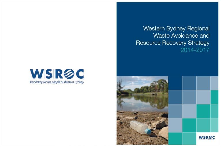 Western Sydney Regional Waste Avoidance and Resource Recovery Strategy 2014-2017