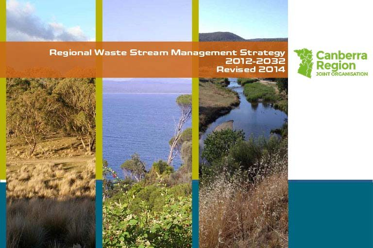 SERRG Regional Waste Stream Management Strategy 2012-2032 Revised 2014