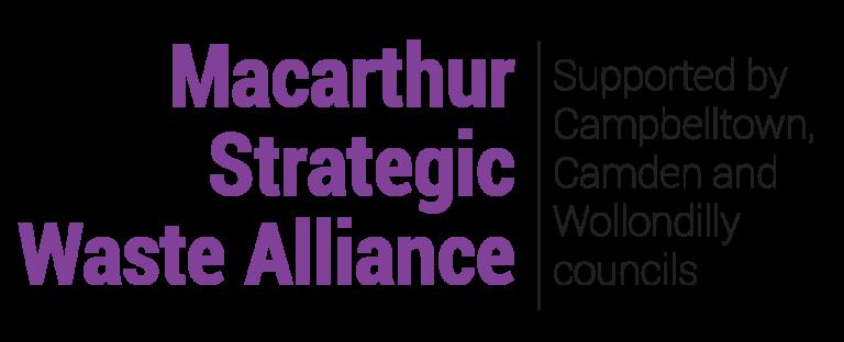 Macarthur Strategic Waste Alliance